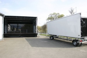 Mobile Staging Southampton