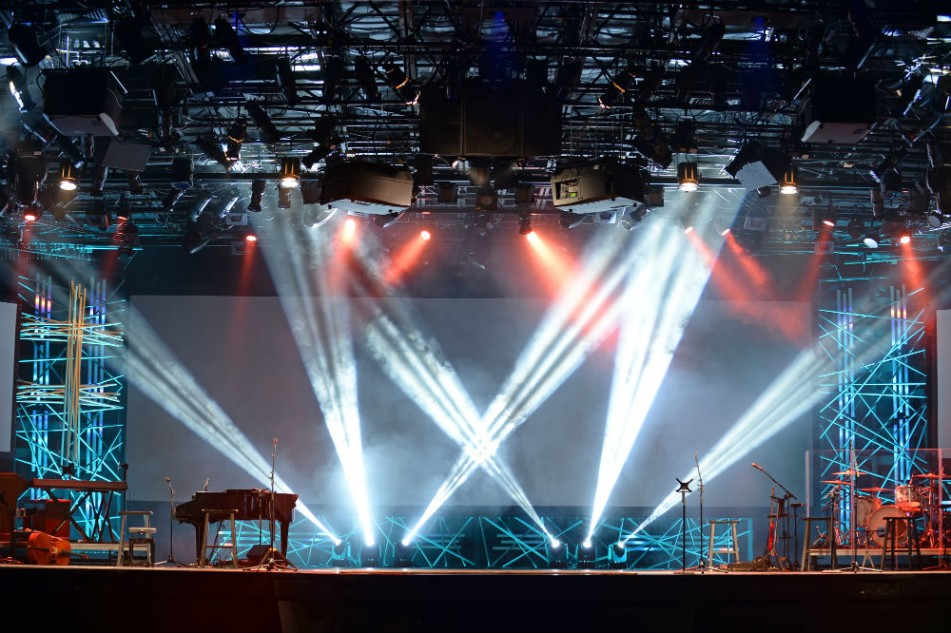 Events Lighting Hire Hampshire